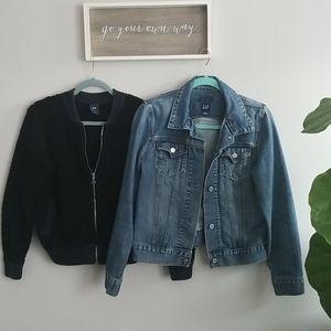 Sweater & Jacket Bundle